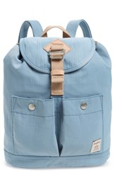 Doughnut Mini Montana Water Repellent Backpack Blue Light Blue be837c47fea89