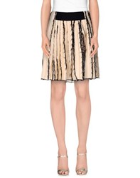 Balenciaga Skirts Knee Length Skirts Women Beige
