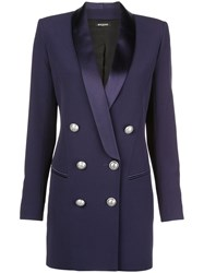 Balmain Structured Blazer Dress 60