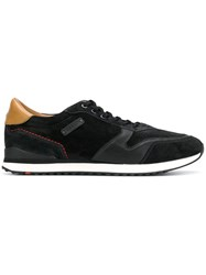 Lloyd Eden Lace Up Sneakers Black