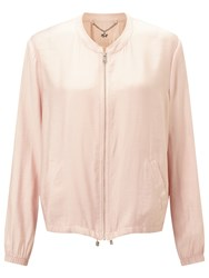 Gerry Weber Bomber Jacket Powder Pink