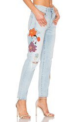 Citizens Of Humanity Liya Tropical Distressed Rock
