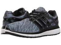 Adidas Energy Cloud Wtc Print Core Black Footwear White Men's Running Shoes Gray