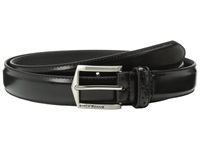 Stacy Adams 30Mm Pinseal Leather Belt X Black Men's Belts