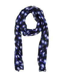 Boutique Moschino Oblong Scarves Black