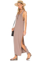 Privacy Please Peale Dress Taupe