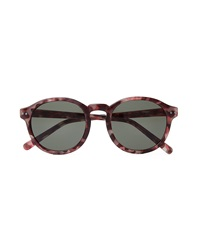 Cheap Monday Circle Sunglasses Brown