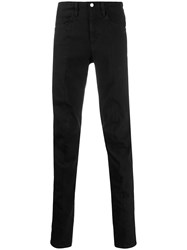Andrea Ya'aqov Slim Fit Jeans Black