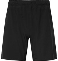Reigning Champ Performance Water Repellent Stretch Shell Shorts Black