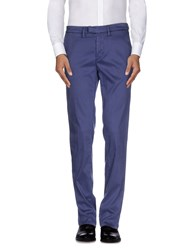 Haikure Trousers Casual Trousers Men Purple