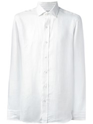 Salvatore Piccolo Sport Shirt White