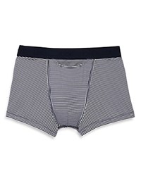 Hom Simon Boxer Briefs Navy Stripe