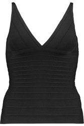 Herve Leger Bandage Top Black