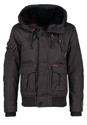 Khujo Zeus Light Jacket Grau Dark Gray