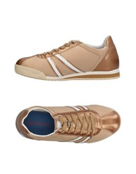 U.S. Polo Assn. U.S.Polo Footwear Low Tops And Sneakers Sand