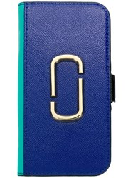 Marc Jacobs Snapshot Iphone 7 8 Case Blue