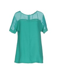 Guess By Marciano Blouses Green