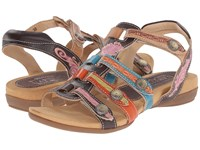 Spring Step Gipsy Brown Women's Shoes