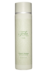 Tela Beauty Organics 'Curly' Organic Shampoo For Dry And Curly Hair