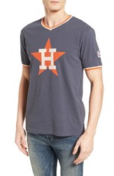 American Needle Men's Eastwood Houston Astros T Shirt