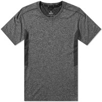 Reigning Champ Seamless Running Tee Grey
