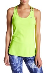 New Balance Precision Tank Green