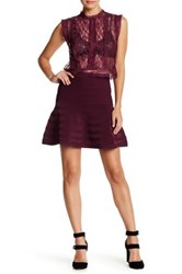 Romeo And Juliet Couture Knit Flared Skirt