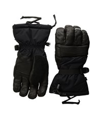 Mountain Hardwear Cloudseeker Gloves Black Extreme Cold Weather Gloves