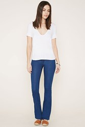 Forever 21 The Westwood Flare Jean
