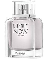 Calvin Klein Eternity Now For Men Eau De Toilette 3.4 Oz