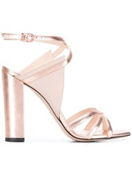 Marc Ellis Vegas Sandals Neutrals