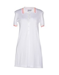Gattinoni Short Dresses White