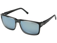 Tifosi Optics Hagen Xl Crystal Smoke Sport Sunglasses Black