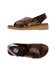 Ras Footwear Sandals Women Cocoa