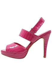 Anna Field High Heeled Sandals Pink