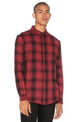 Neuw Enkel Shirt Red