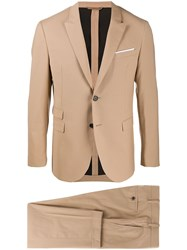 Neil Barrett Travel Slim Fit Suit 60