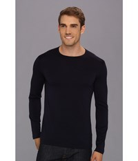 Icebreaker Oasis Long Sleeve Crewe Admiral Men's Long Sleeve Pullover Navy