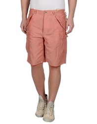 Denim And Supply Ralph Lauren Bermudas Salmon Pink