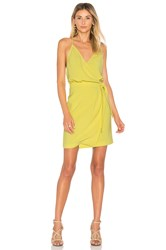 Baandsh Justine Dress Yellow