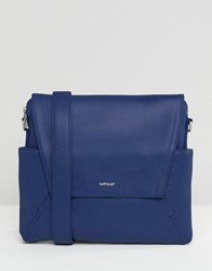 Matt And Nat Shoulder Bag Royal Blue