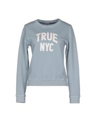 Truenyc. Sweatshirts Red