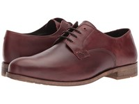 Wolverine Larson Oxford Oxblood Men's Shoes Red