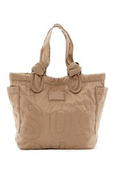 Marc By Marc Jacobs Pretty Nylon Lil Tate Short Shoulder Tote Gray