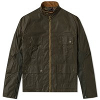 Barbour Steve Mcqueen Chico Jacket Green