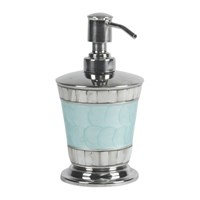 Julia Knight Classic Soap Dispenser Aqua