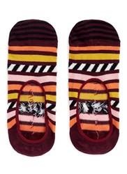 Happy Socks Stripes And Stripes Liner Multi Colour