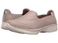 Skechers Go Walk 4 Inspire Taupe Women's Shoes