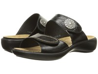 Romika Ibiza 64 Black Women's Sandals