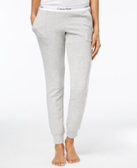 Calvin Klein Modern Cotton Jogger Pants Qs5716 Grey Heather